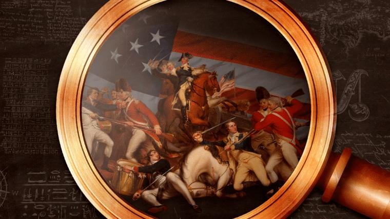 A revolução de independência dos EUA