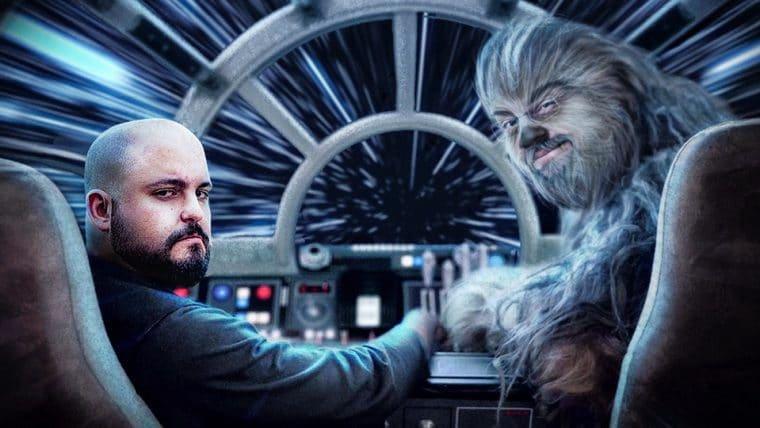 Dentro de Star Wars
