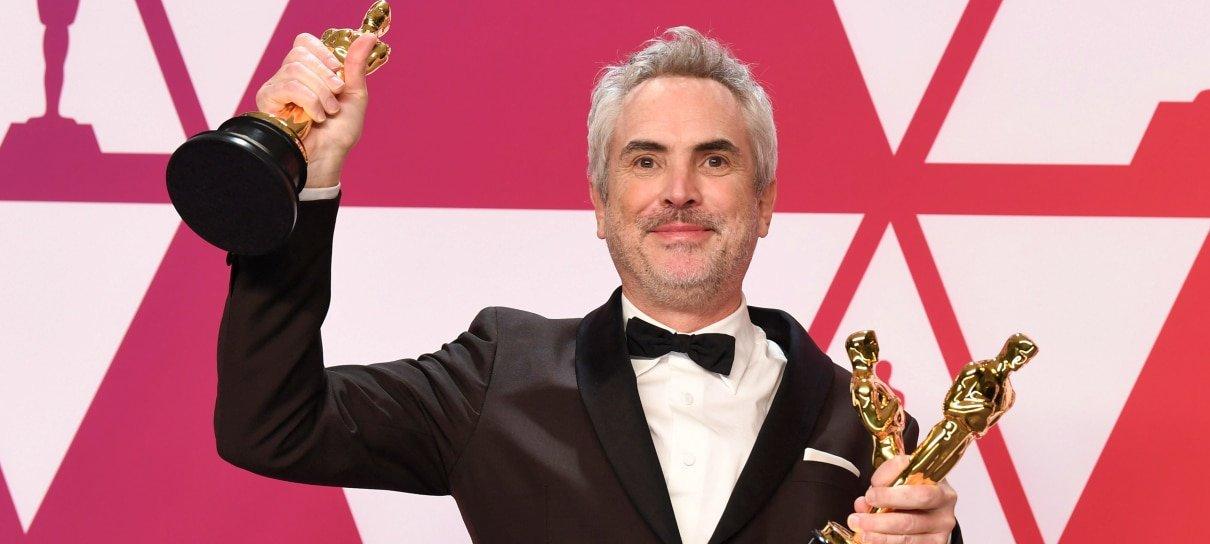 Alfonso Cuarón fecha acordo de exclusividade com a Apple TV+