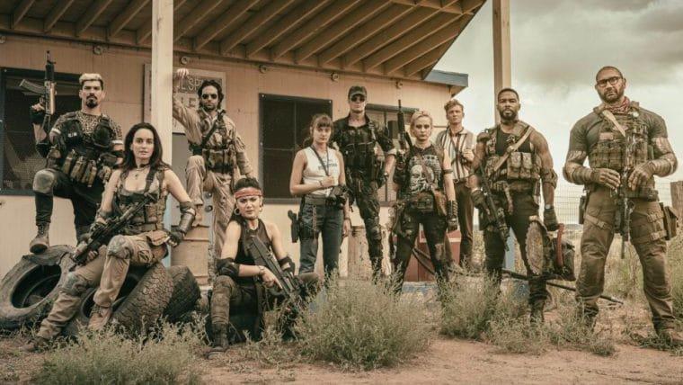 Zack Snyder conta detalhes de Army of Dead, a próxima produção do diretor