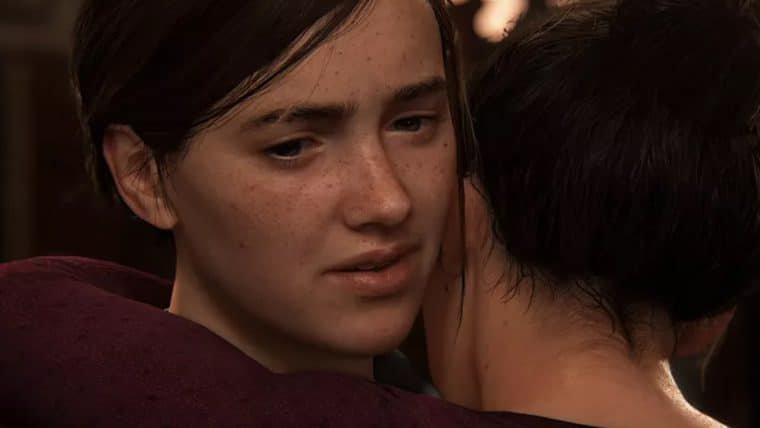 Atriz de Ellie chorou ao saber a história de The Last of Us Part II