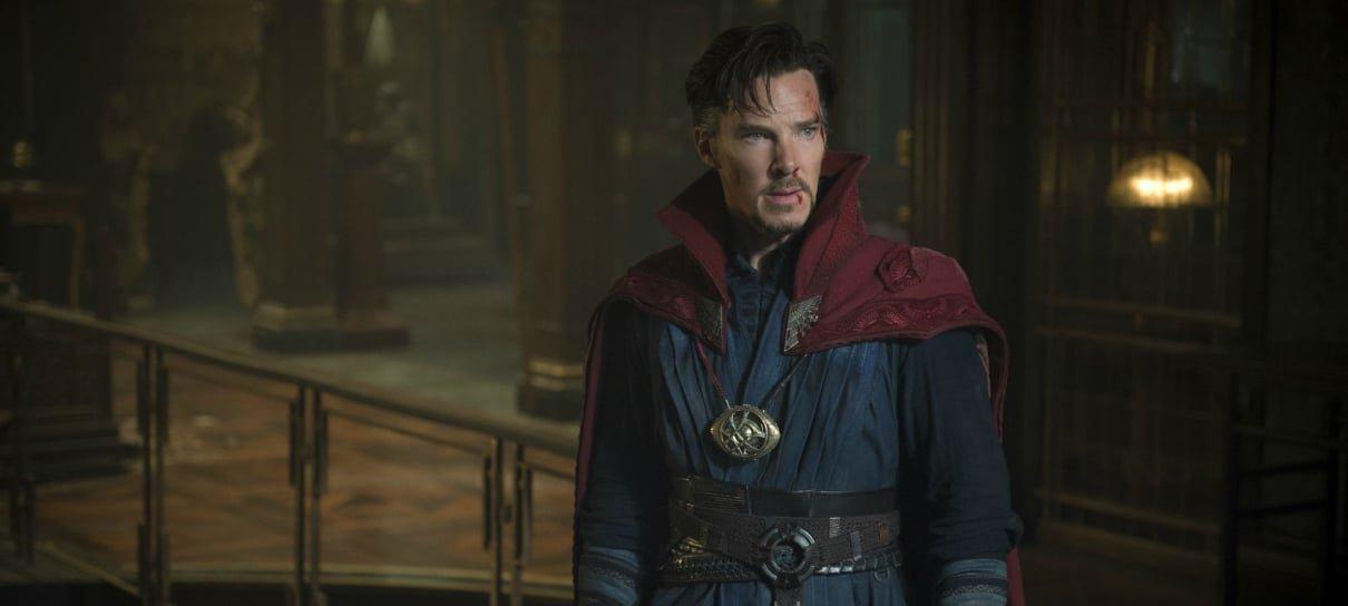 Benedict Cumberbatch também falou sobre as declarações de Scorsese e Coppola