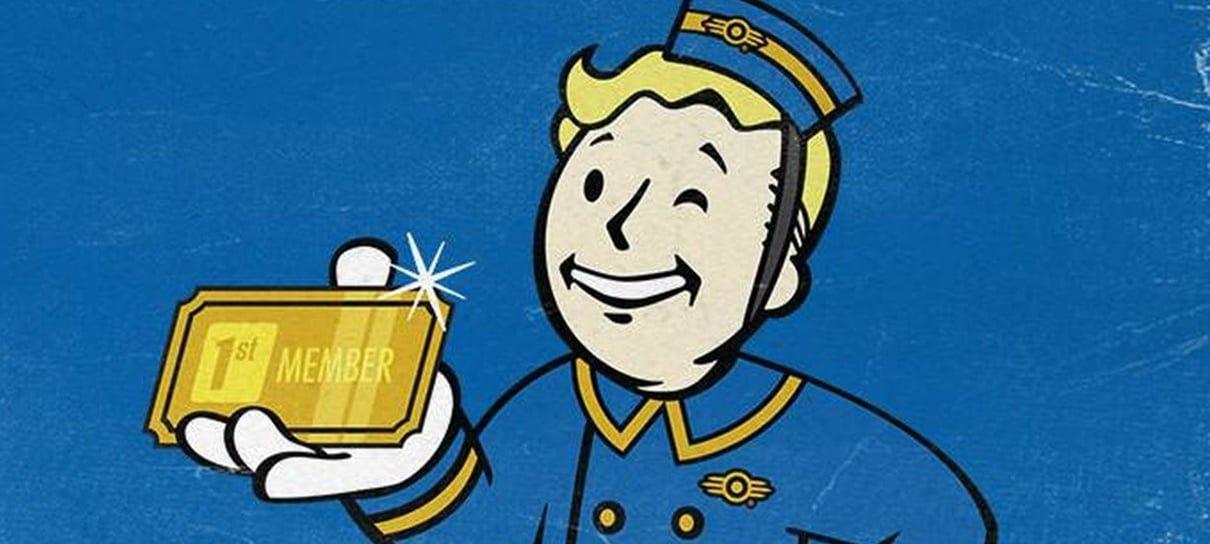 Bethesda lança serviço por assinatura para Fallout 76