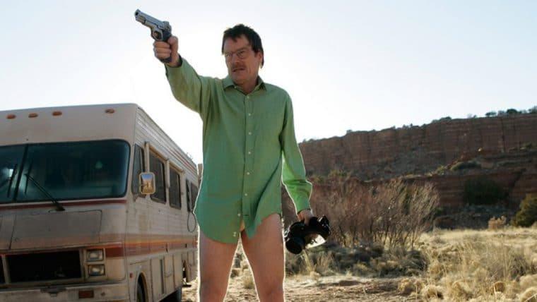 Breaking Bad ganha vídeo com um segundo de cada episódio