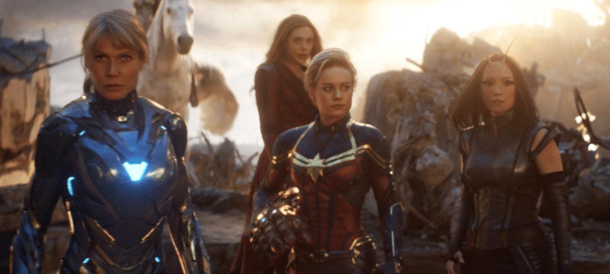 Brie Larson e atrizes do MCU falaram com Kevin Feige sobre filme focado nas heroínas