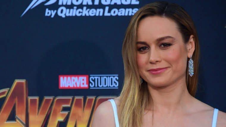 Brie Larson não tem tempo para ler comentários sobre ela na internet