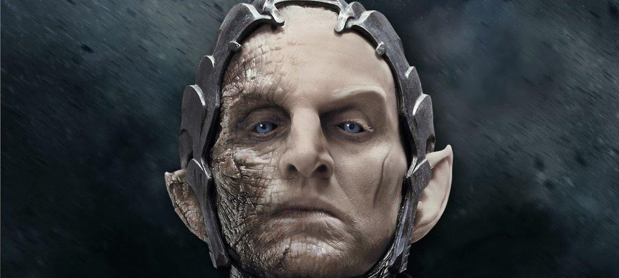 Christopher Eccleston voltaria aos filmes do Thor sob uma condição