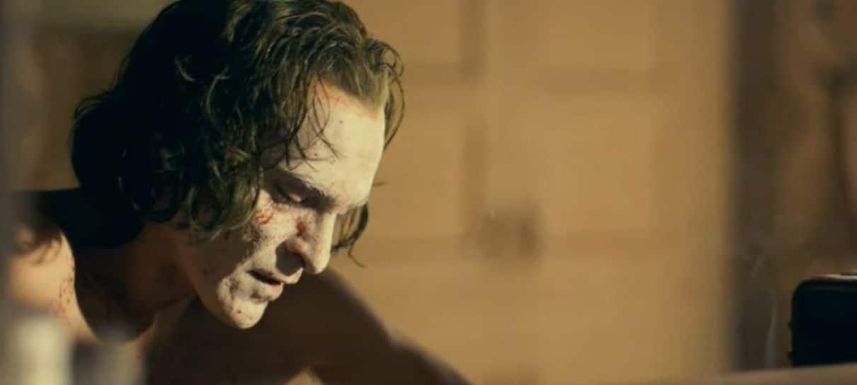 Coringa | Vídeo de Joaquin Phoenix surtando no set foi