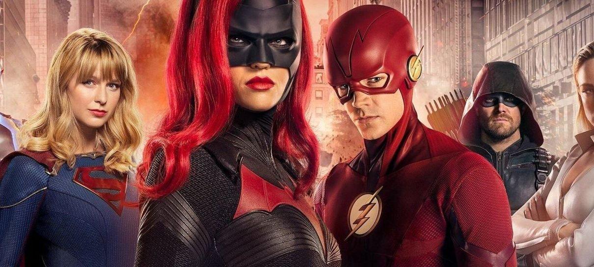 Crise nas Infinitas TVs: o ultimato ao universo da DC Comics nos seriados