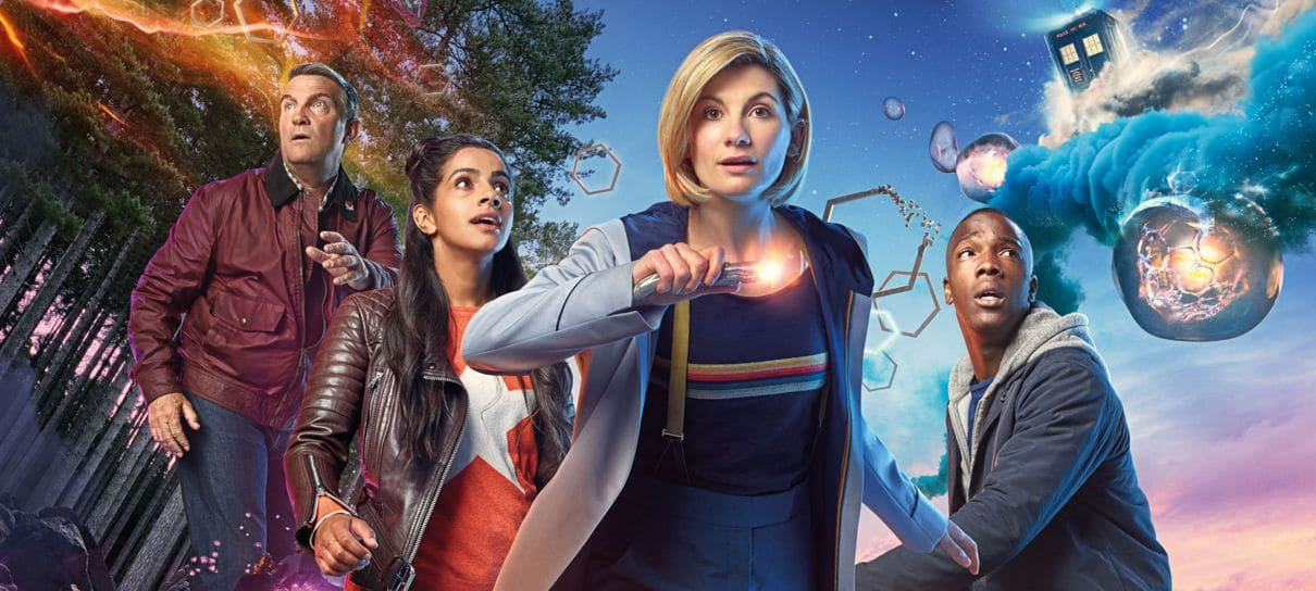Globoplay terá todas as 12 temporadas de Doctor Who