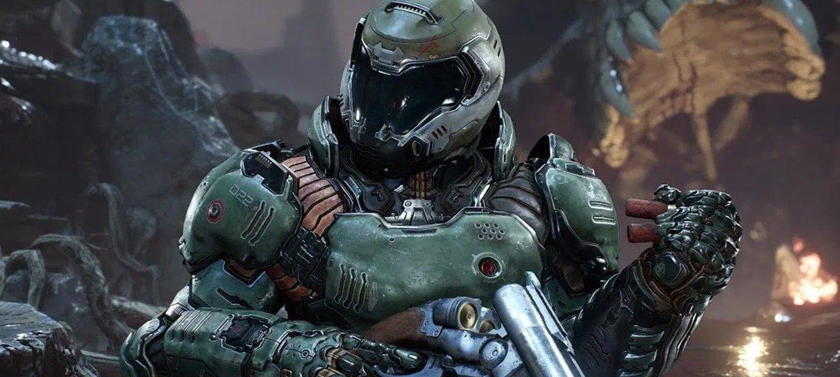 Doom Eternal é adiado para 2020