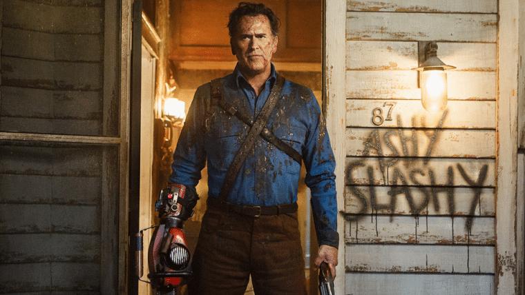 Sam Raimi confirma produção de mais um filme de Evil Dead