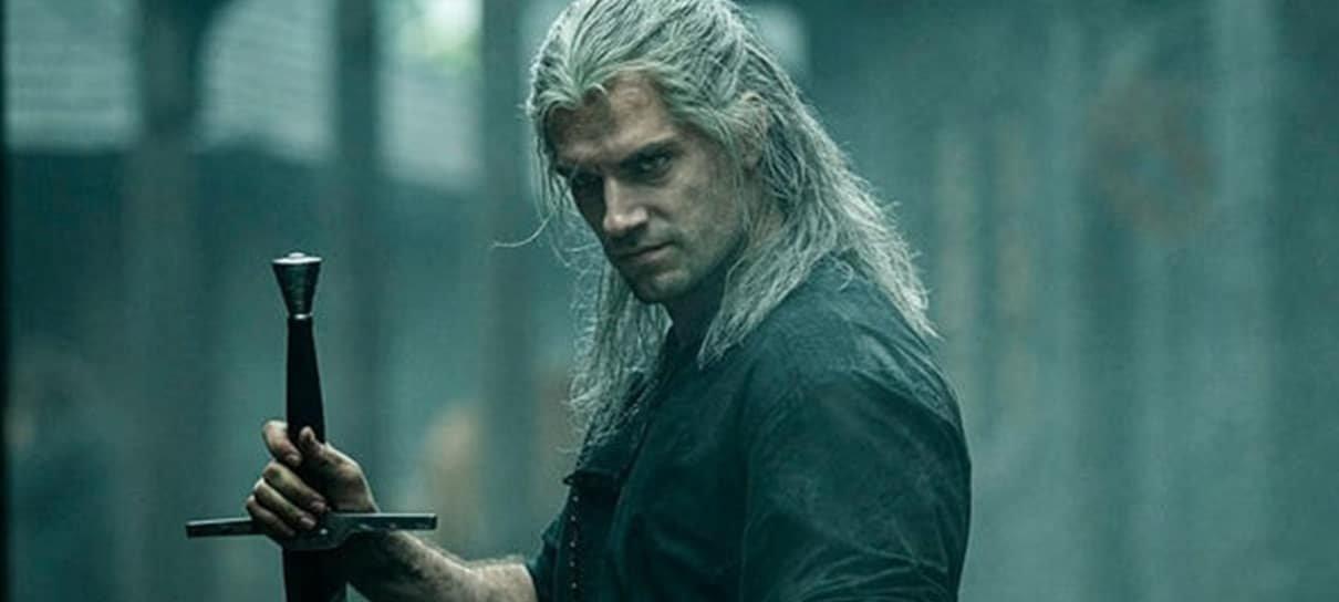 Geralt e Yennefer são destaque em novas imagens de The Witcher