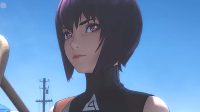 Ghost in the Shell: SAC_2045 | Primeiro teaser mostra visual de Motoko