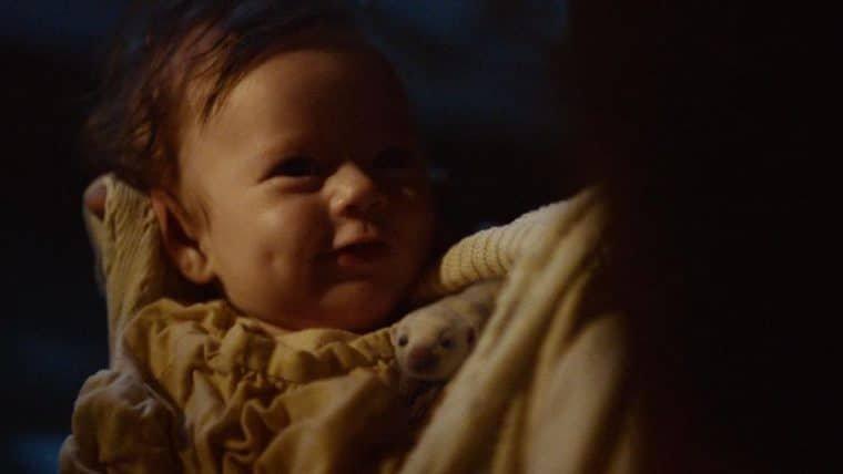 His Dark Materials | Novas fotos mostram Lyra ainda bebê