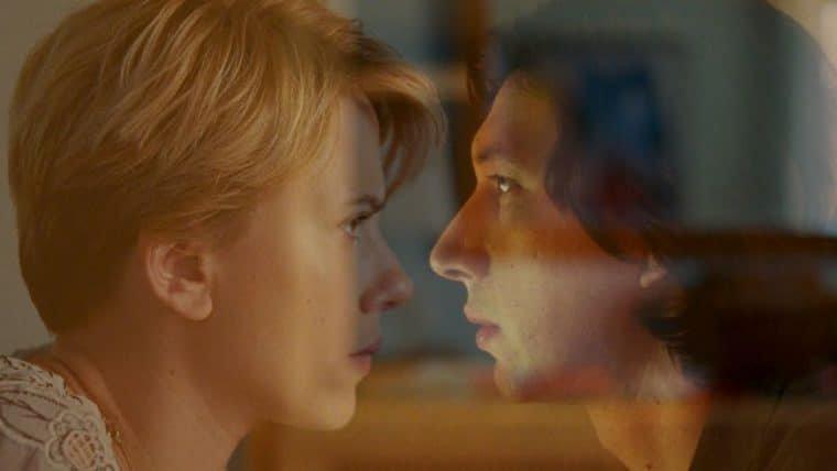 História de um Casamento   Scarlett Johansson e Adam Driver sofrem em trailer