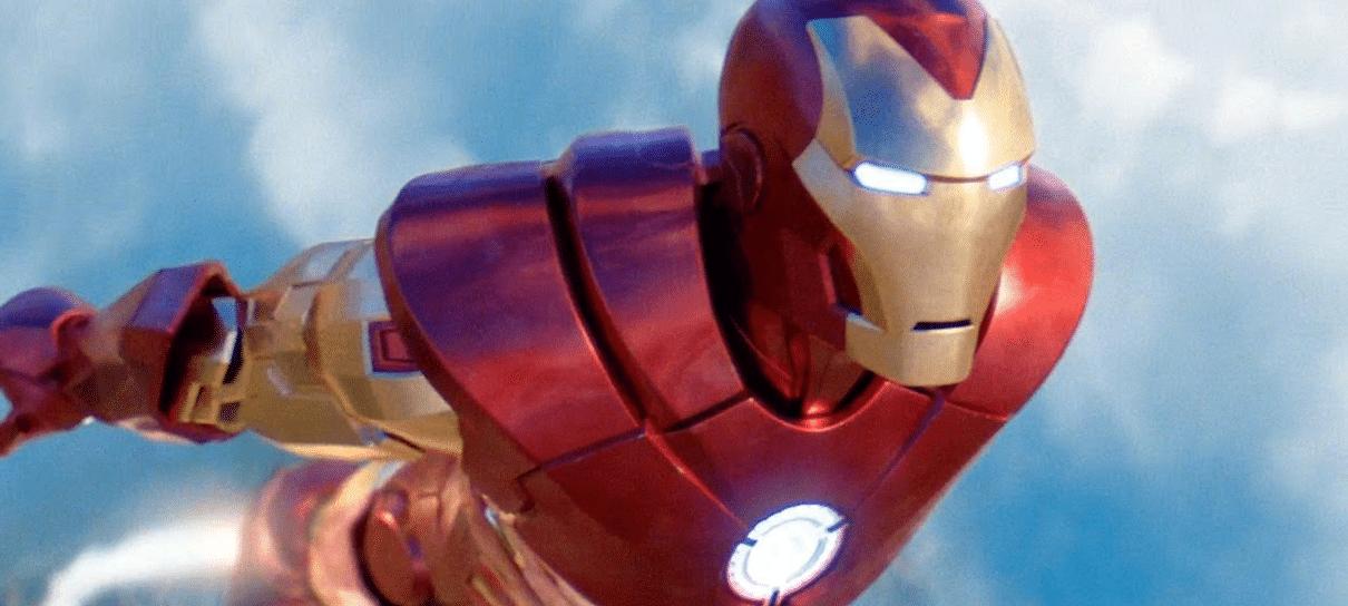Marvel's Iron Man VR promete liberdade de movimentos e pôr o jogador na pele de Tony Stark