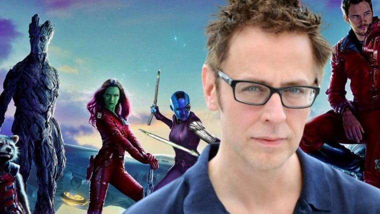 James Gunn rebate afirmação de Scorsese de que filmes da Marvel não são cinema