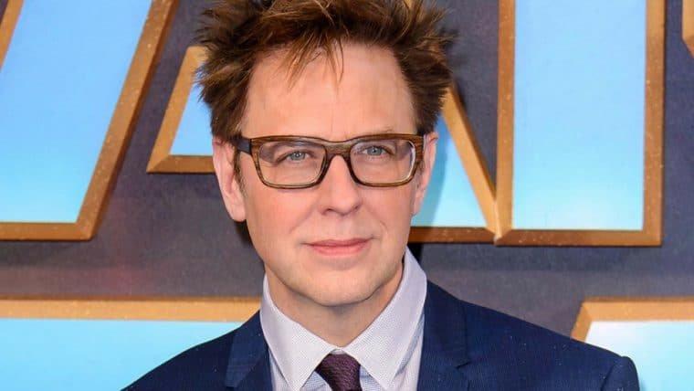 Marvel dá presente a James Gunn pelo início das gravações de Esquadrão Suicida