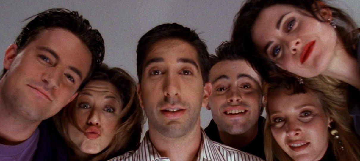 Jennifer Aniston quis equidade salarial em Friends