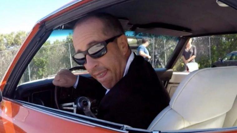Jerry Seinfeld ganha processo em que era acusado de roubar Comedians in Cars