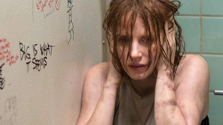 It: Capítulo Dois | Jessica Chastain mostra os bastidores de cena sangrenta