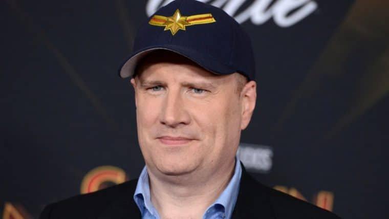Kevin Feige agora é Chefe de Conteúdo Criativo da Marvel