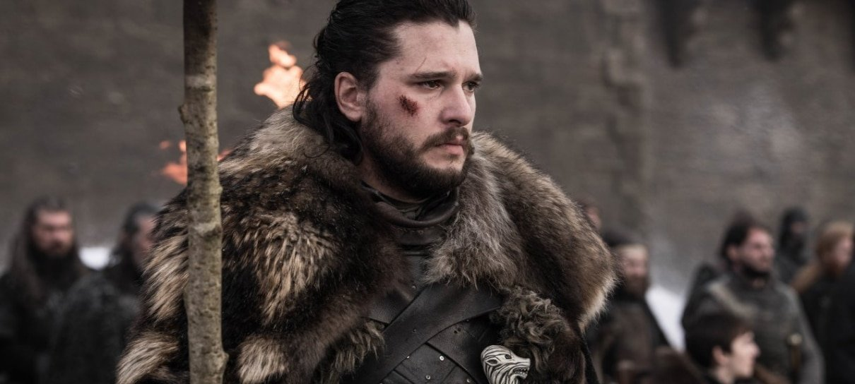 Kit Harington compara Jon Snow com Cavaleiro Negro de Os Eternos