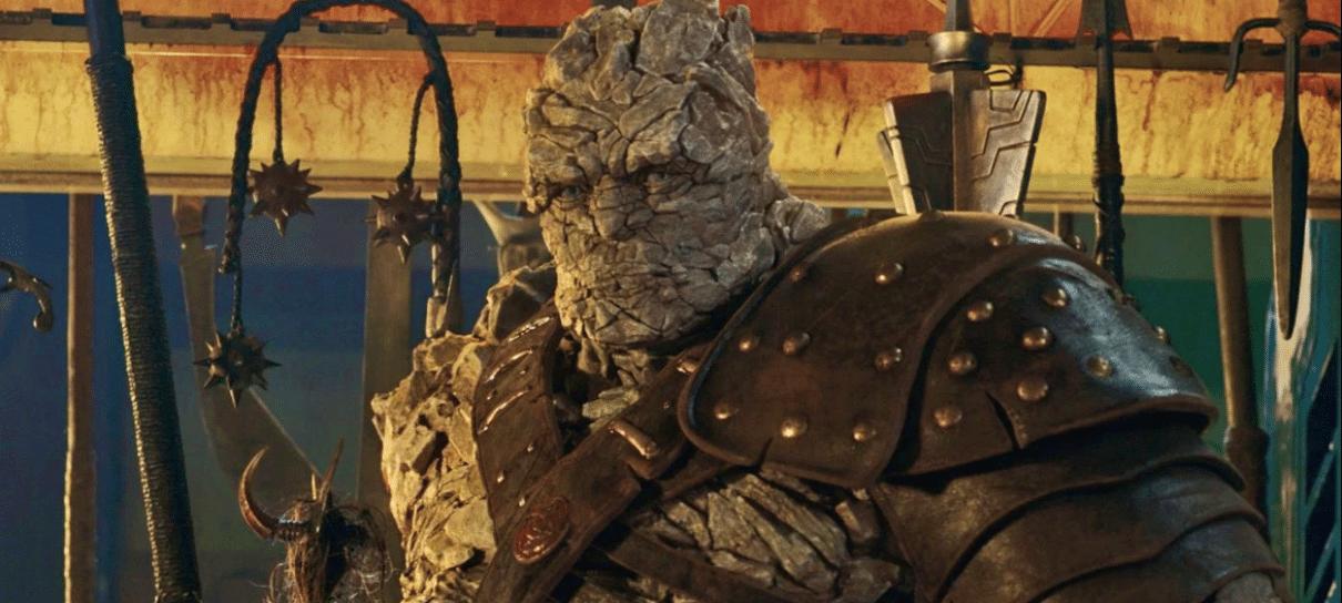 Korg estará de volta em Thor: Love and Thunder