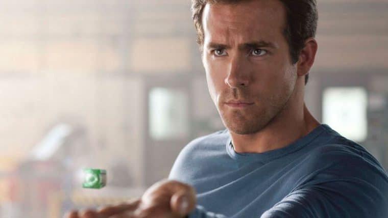 Ryan Reynolds finge que Lanterna Verde nunca existiu em vídeo de Free Guy