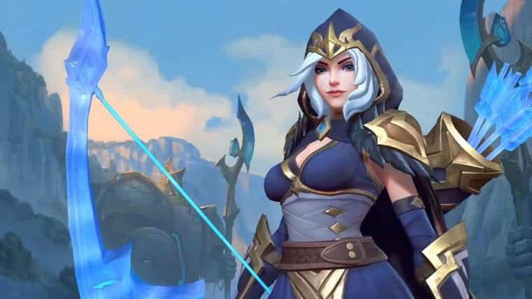 Wild Rift é a versão de League of Legends para consoles e mobile