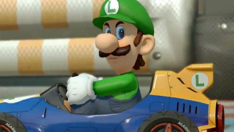 Luigi finalmente será adicionado como personagem jogável em Mario Kart Tour