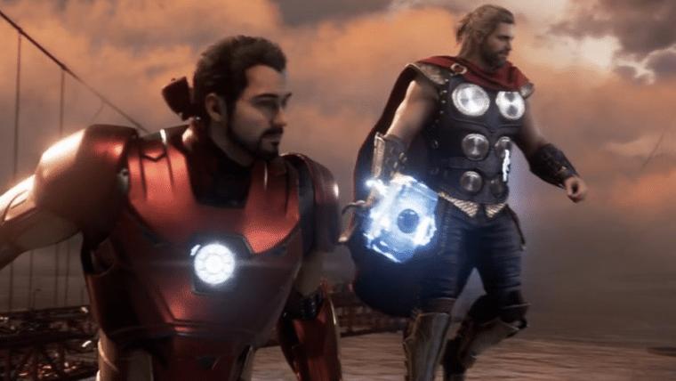 Marvel's Avengers | Thor e Tony Stark têm visual atualizado