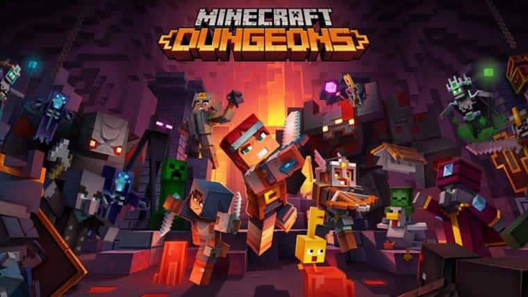 Minecraft Dungeons |
