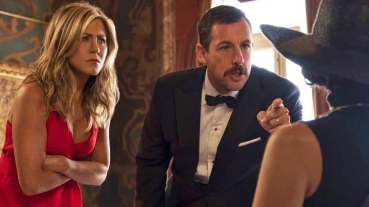 Mistério no Mediterrâneo | Filme com Adam Sandler e Jennifer Aniston terá sequência