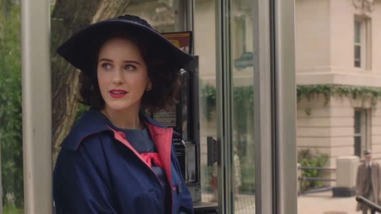The Marvelous Mrs. Maisel | Midge aproveita o sucesso em trailer da terceira temporada