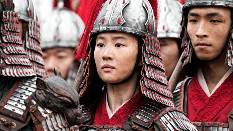 Mulan está pronta para a batalha em nova imagem do live-action