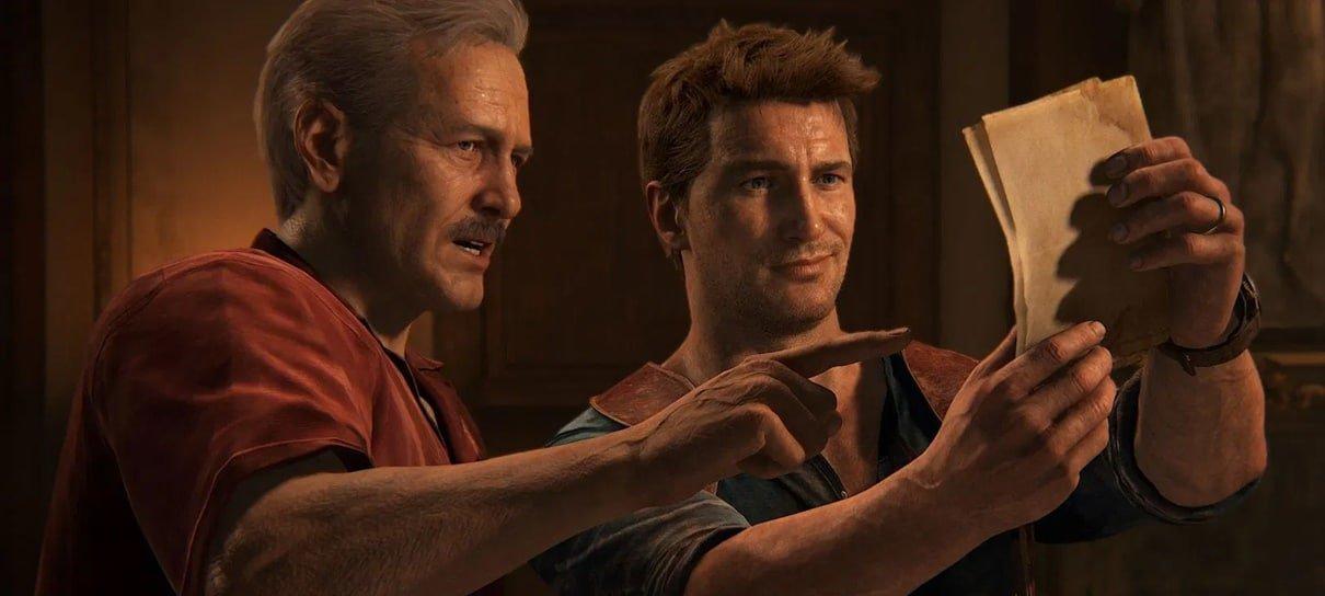 Nolan North, a voz de Nathan Drake, quer que Uncharted 5 aconteça