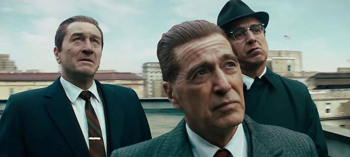 Martin Scorsese fala sobre a dificuldade de financiar O Irlandês ...