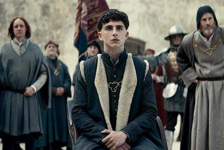 O Rei chega na Netflix em novembro