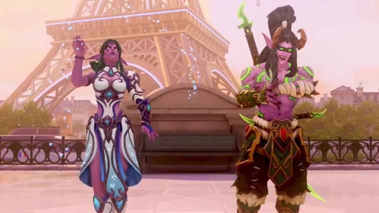 Overwatch | Novas skins inspiradas em World of Warcraft são reveladas