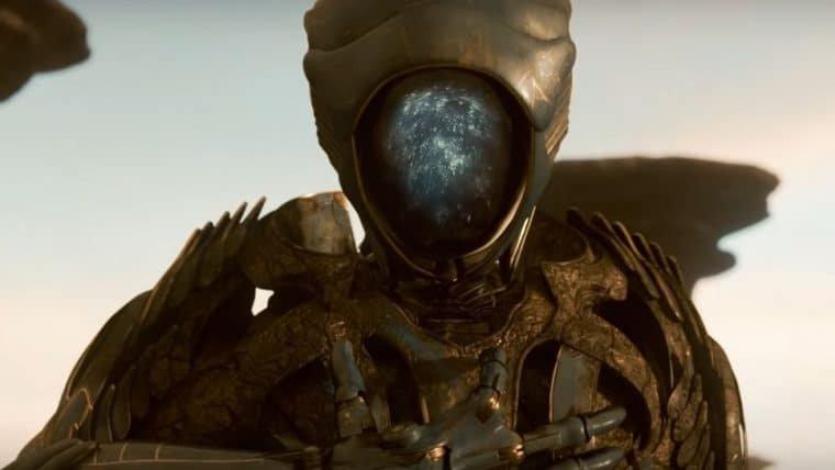 Perdidos no Espaço | Um robô está perdido no trailer da segunda temporada