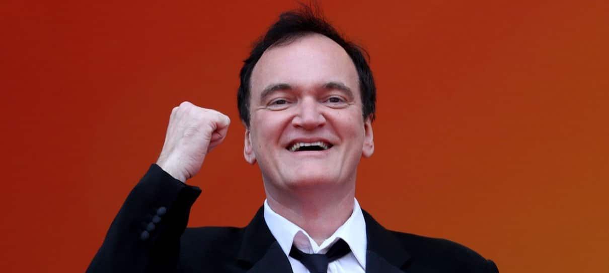 Quentin Tarantino está escrevendo livro sobre um veterano da Segunda Guerra