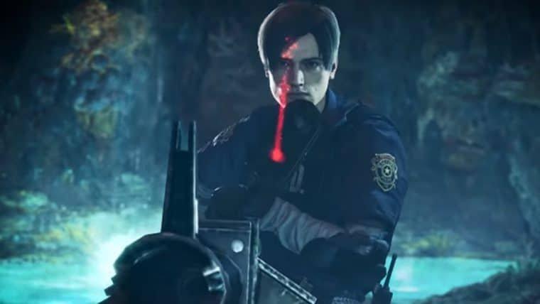 Resident Evil 2 invade Monster Hunter World: Iceborne em crossover