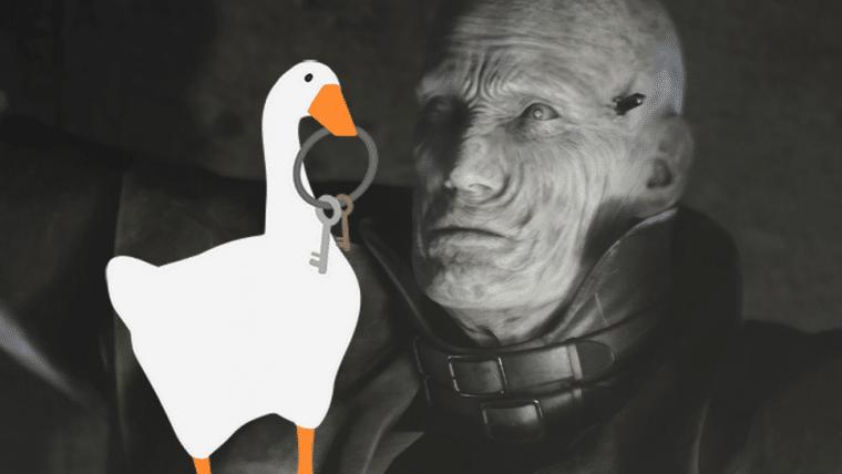 Resident Evil 2 | Novo mod coloca o ganso no lugar do Mr. X