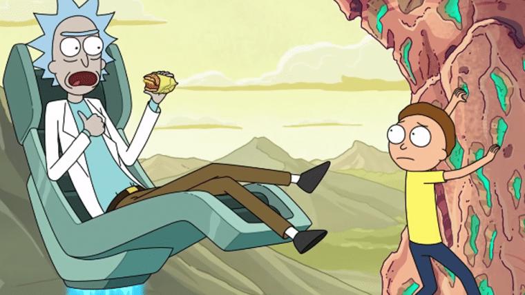 Quarta temporada de Rick and Morty ganha trailer