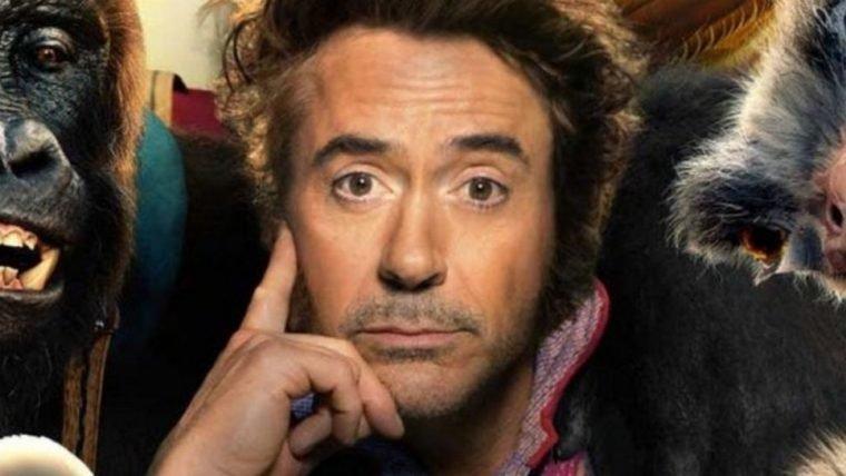 Dolittle | Robert Downey Jr. fala com animais em trailer
