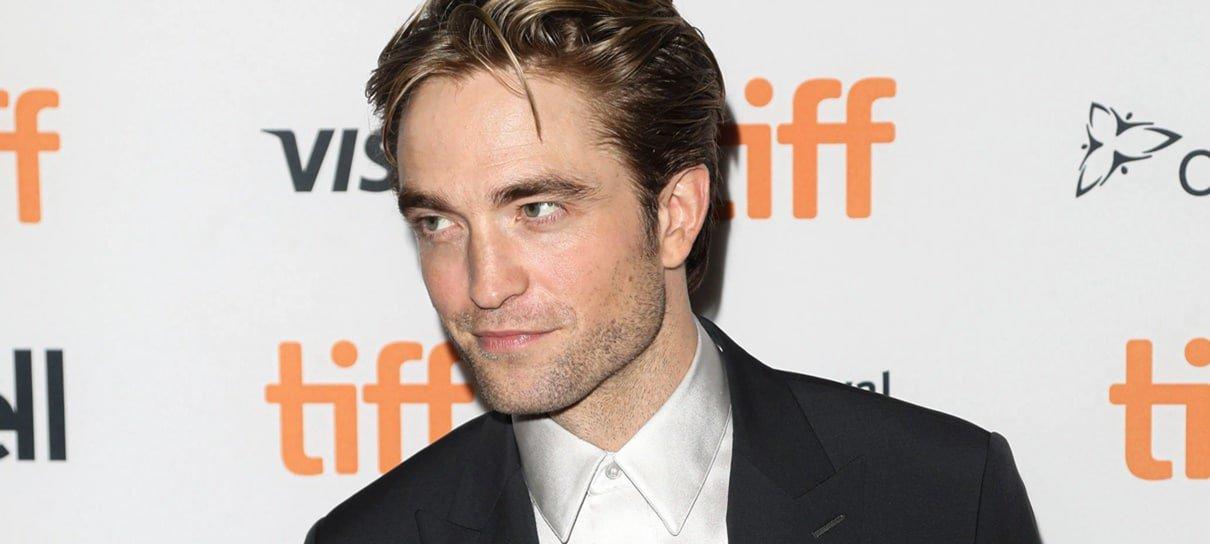 Robert Pattinson ainda não entende como foi escolhido para ser o Batman
