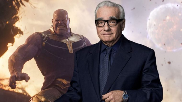Martin Scorsese critica filmes da Marvel e diz que isso