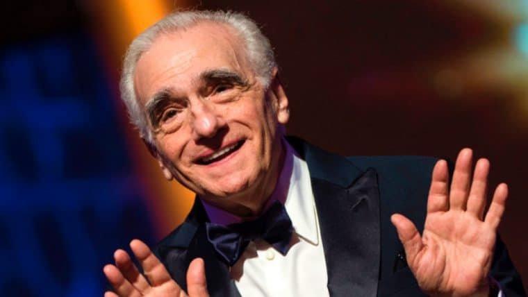 Martin Scorsese estava envolvido na produção de Coringa